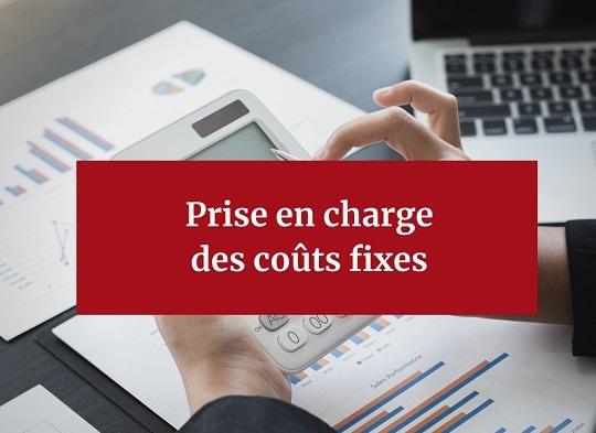 Prise en charge des coûts fixes des entreprises